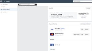 Nastavení firemních údajů na Facebooku