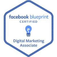certifikát Facebook Digital Marketing Associate