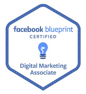 certifikat Facebook Digital Marketing Associate